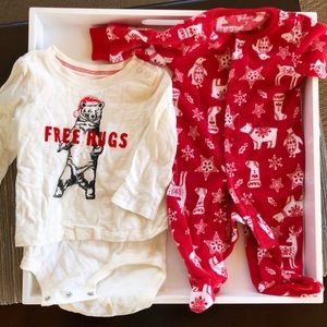 Other - Holiday toddler/infant clothes